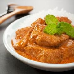 Tantalising Chicken Curry