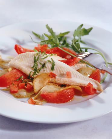 Mediterranean style fish free pressure cooker recipe for Pressure cooker fish recipes
